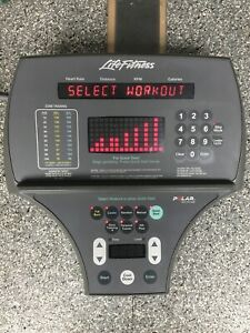 Life Fitness 95 series Lifecycle Console - Complete