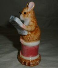2013 Porcelain Peter Rabbit Tailor of Gloucester Beatrix Potter Figurine Enesco