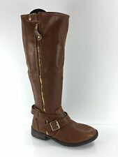 Dolce Vita Womens Brown Knee Boots 7.5