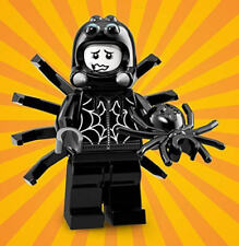 LEGO Series 18 SPIDER SUIT GUY Minifigure (#09/17) - Bagged 71021