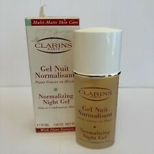 CLARINS NORMALIZING NIGHT GEL OILY / COMBINATION 30ml