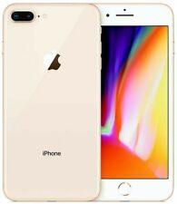 IPHONE 8 PLUS 64GB GRADO A+++ COME NUOVO ORO GOLD ORIGINALE RICONDIZIONATO APPLE