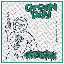 GREEN DAY - Kerplunk Aufnäher Patch 10x10cm