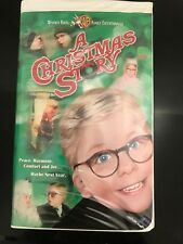 A Christmas Story VHS Tape Warner Bros. 1999