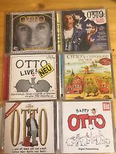 Otto Waalkes, 6 CD?s, Sammlung