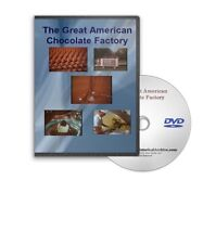 Great American Chocolate Factory Hershey Pennsylvania History DVD - A191