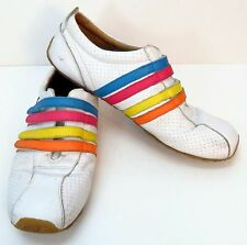 Lacoste Rainbow Mystere Punched Shoes Womens US Size 9