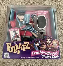 Bratz Feathersgeous Styling Chair New In Package