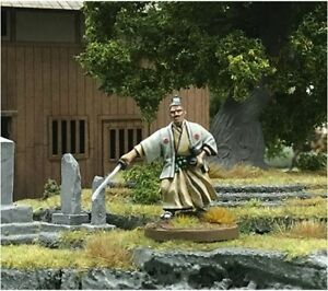 UNARMOURED RONIN - TEST OF HONOUR - WARLORD GAMES - UNPAINTED
