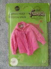 Vintage Barbie - Francie's New in Pak Super Shirt Vgc!