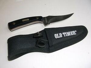 Schrade Old Timer 152 OT Sharp Finger  Nylon case. new