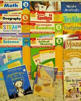 Grade 2 Curriculum kit, Deluxe Homeschool bundle (All Subjects + Reading) #2