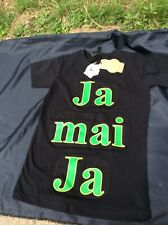 Jamaica, Authentic Gear, Top Designer, T Shirt...size10-12