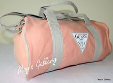 Guess Jeams Backpack School Gym Hand Bag Tote Travelling Shopping Duffel Duffle