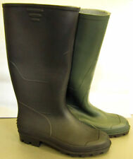 Unbranded Rubber Upper Shoes Wellington Boots for Men