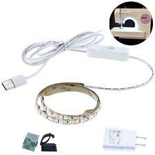 "Sewing Machine LED Strip Light Bar Kit 24.5"" 5V Flexible USB Sewing Work Light"
