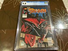 Spawn #5 CGC 9.8 Newsstand White Pages Image Comics 1992 Todd McFarlane
