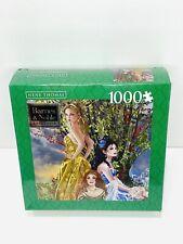 New Nene Thomas Exclusive 1000 Piece Jigsaw Puzzle Emerald Peacock
