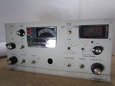 National Radio NCX-1000 5 Band SS Kilowatt Transceiver w/Man  - Incomplete/NOS??