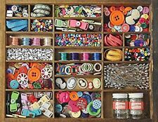 Springbok Puzzles - The Sewing Box - 500 Piece Jigsaw Puzzle - Large 18 Inche...
