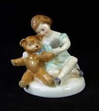 Royal Doulton Figurine - 'My Teddy' - Hn2177 - Made in England