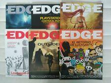 Colección completa REVISTA EDGE ESPAÑA Globus Panini 46 números
