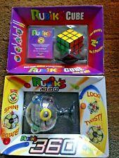 NEW IN BOX  Drumond Park 3 x 3 x 3 Rubik's Rubiks Cube & Rubik's 360 Puzzle