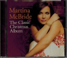 MARTINA McBRIDE - THE CLASSIC CHRISTMAS ALBUM - 16 SONGS - NEW SEALED CD