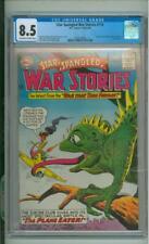 Star Spangled War Stories #118 CGC 8.5 Suicide Squad App Kubert Dinosaur Cover19