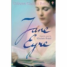 Jane Eyre: From the Novel by Charlotte Bronte (Usborne Classics Retold), Charlot