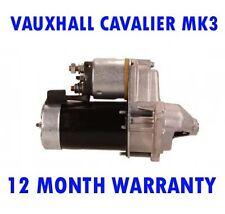Vauxhall Cavalier mk3 Mk III 1.6 1988 1989 1990 1991-1995 Motor de Arranque
