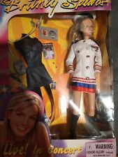 ✅Rare Vintage Britney Spears Doll Performing For You Sailor Sailer Outfit #20200