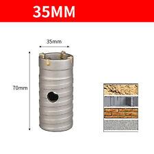 30 160mm Saw Hole Drill Bit Cutte Alloy For Masonry Brick Concrete Cement Stone