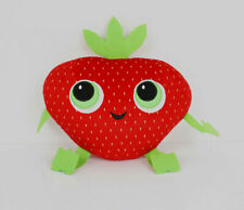 """New Cloudy with a Chance of Meatballs 2 Plush Strawberry Barry Berry 8"""" XMAS US"""