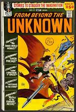 From Beyond The Unknown #12 FN