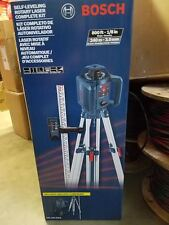 NEW Bosch Self Leveling Rotary Laser Kit GRL245HVCK-RT BRAND NEW IN BOX SALE