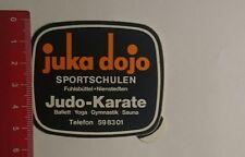 Aufkleber/Sticker: Juka Dojo Sportschulen Fuhlsbüttel (141216159)