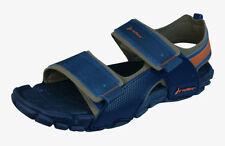 Scarpe da uomo blu casual sintetico
