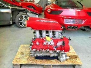 FERRARI 458 ENGINE MOTOR