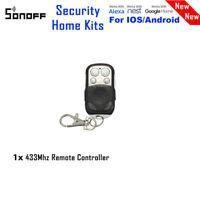 Sonoff RF Bridge 433 Smart Security Kits Wifi Window Infrared Motion Sensor FUT1