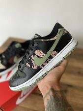 Nike Dunk Low SE Crazy Camo UK 9.5 / US 10.5 / EU 44.5 Brand New