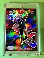 Zion Williamson PANINI CERTIFIED GRAFFITI ROOKIE CARD INVESTMENT RC #7 - Mint!