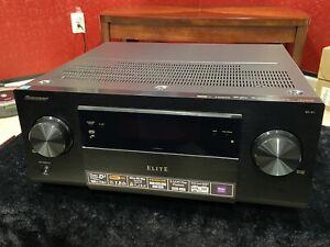 Pioneer SC-81 ELITE 7.2 AV Receiver- Excellent Condition & all Accessories L@@K!