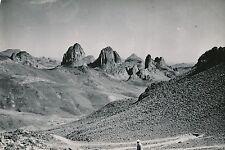 HOGGAR c. 1960 - Paysages Montagnes L'illemane Algérie - Div 5941