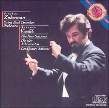 Vivaldi:  The Four Seasons, Pinchas Zukerman, The Saint Paul