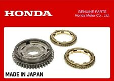 GENUINE HONDA SYNCHRO SLEEVE HUB SET 1nd-2nd Civic Type R EP3 FN2 DC5 K20A