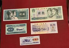 China Banknoten Lot kassenfrisch (2)