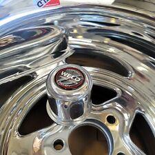 Weld Racing Pro Star Series 96 Polished Aluminum 15 X 15 Inch Wheel