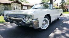 1961 Lincoln Continental SUICIDE DOOR