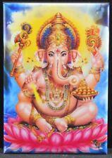 """Ganesh 2"""" X 3"""" Fridge Magnet. Ganesha"""